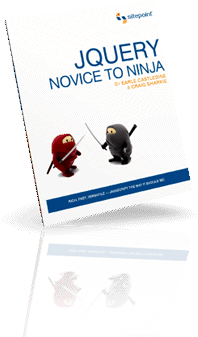 jQuery: Novice to Ninja