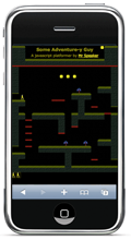 javascript games for iphone