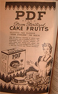 PDF Steam Sterilized Cake Fruits