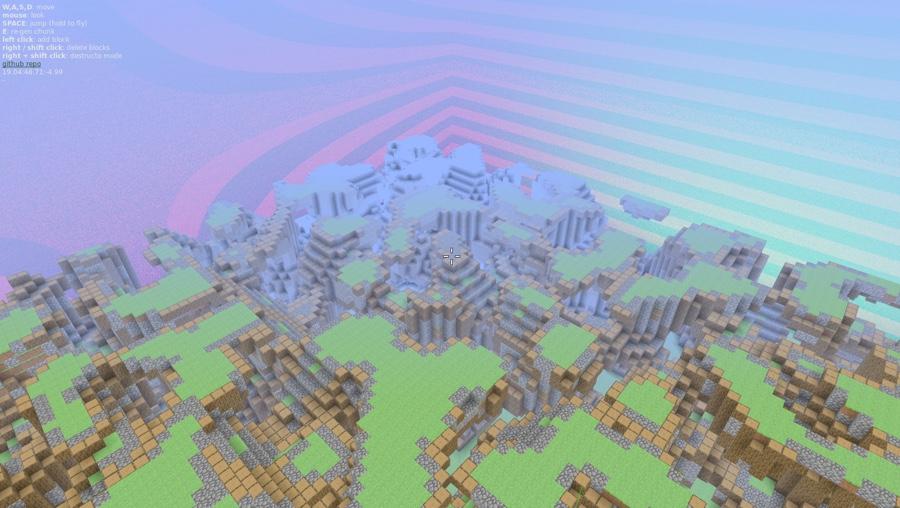 WebGL2 Voxels